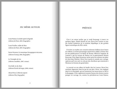 Exemple de mise en page