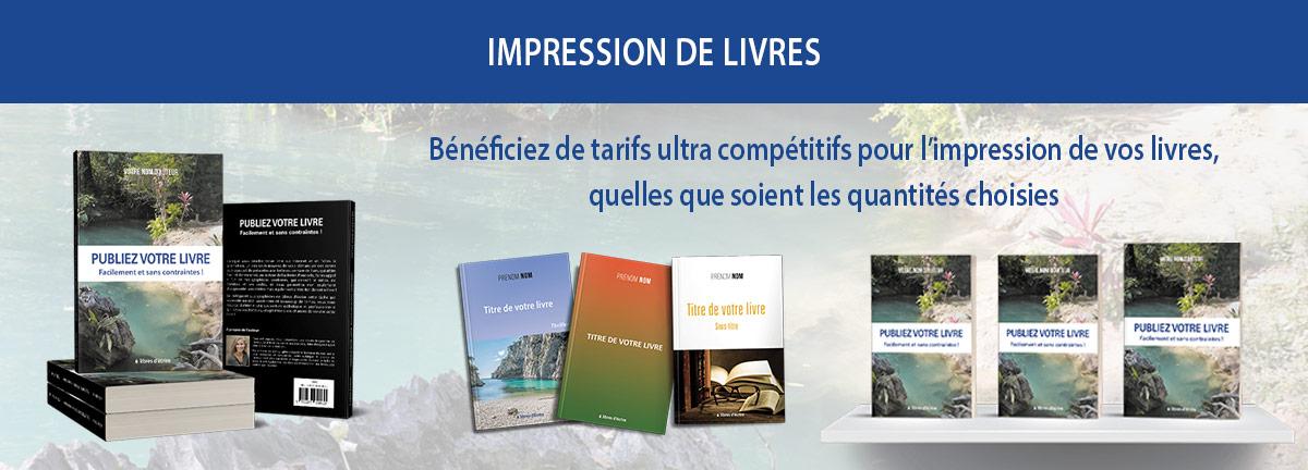 Impression De Livres Libres D Ecrire Auto Edition